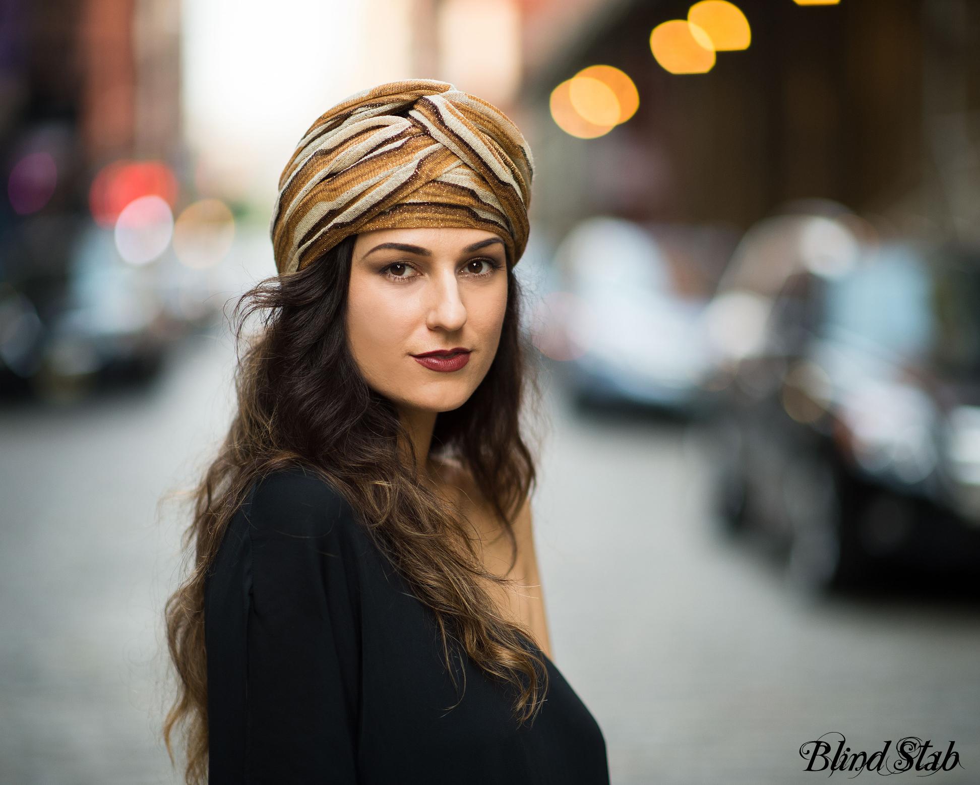 Gold-Hair-Streetstyle-NYC-Curvy