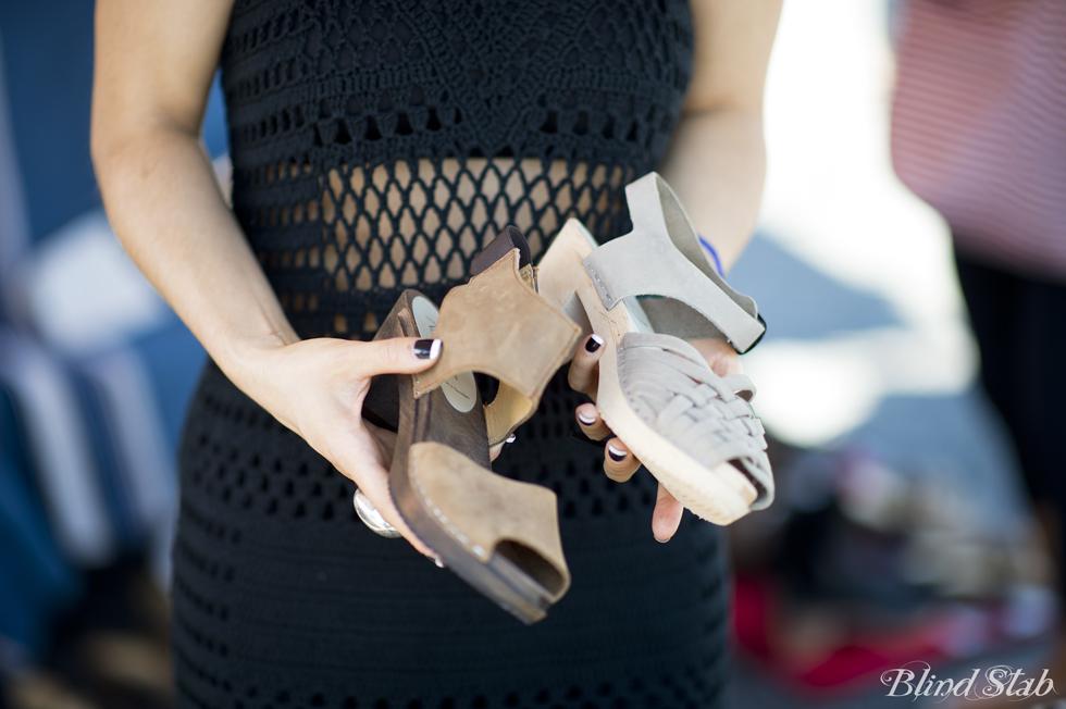 Nina Z Clogs Shoes Platforms