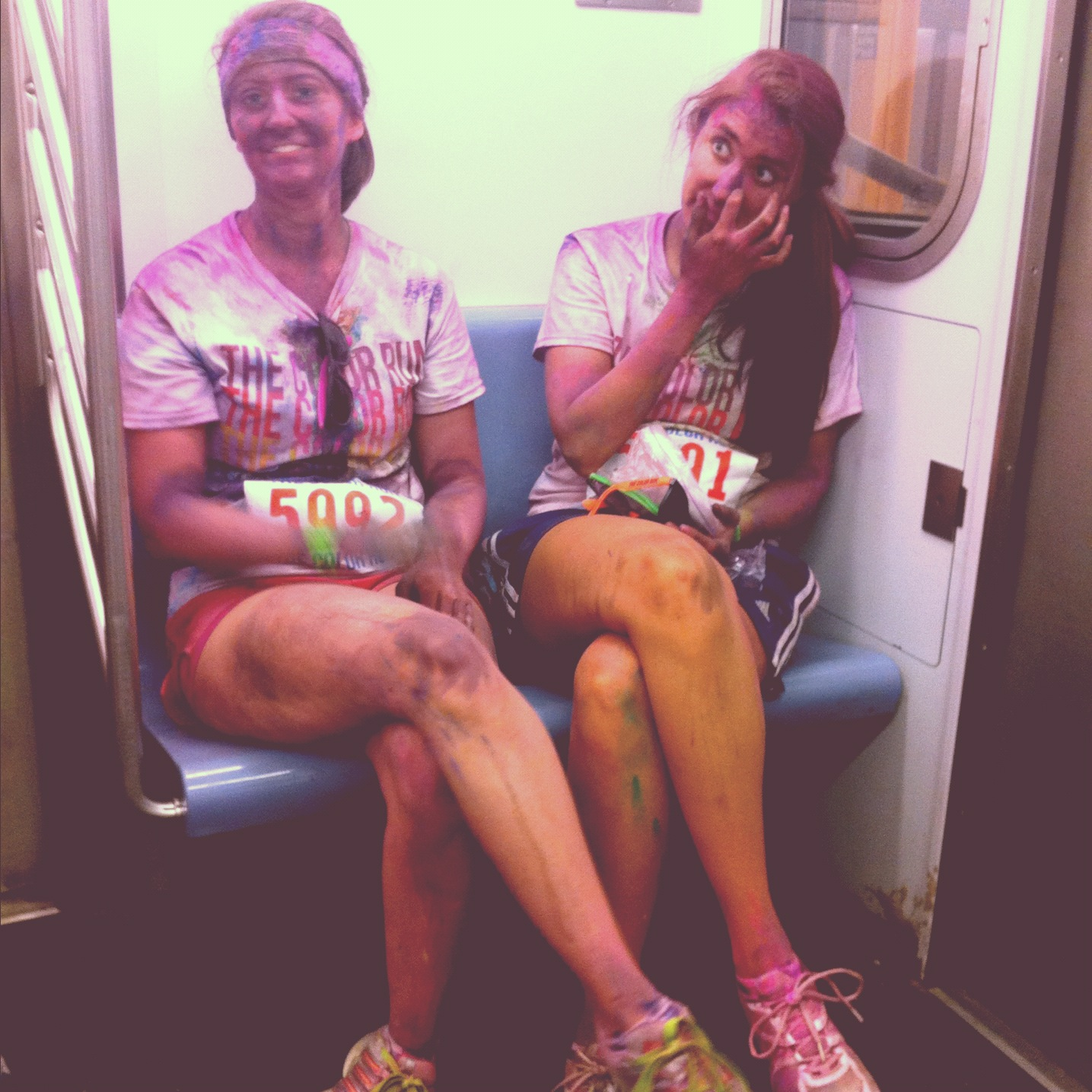 Crazy-People-Painted-Train-Metro