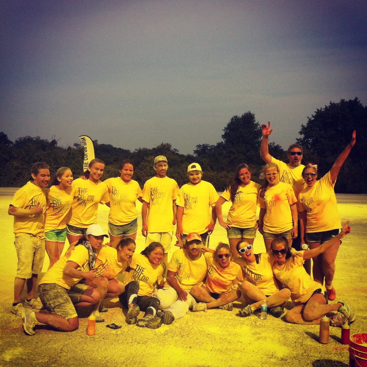 Yellow-Paint-Race-2012-NYC
