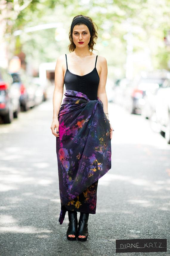 Tie-Dye-Ombre-Scarf-Skirt-Wrap