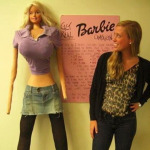 LIFE SIZE BARBIE