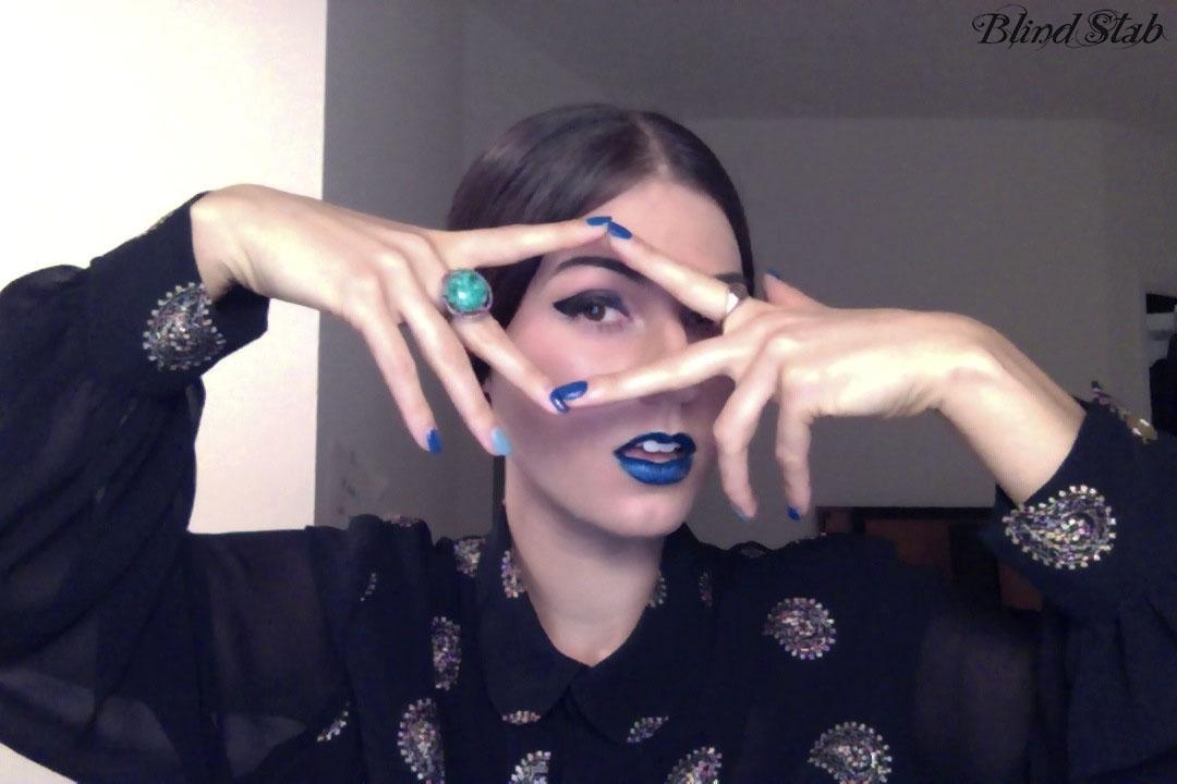 Lips-Nails-Curvy-Woman-Women