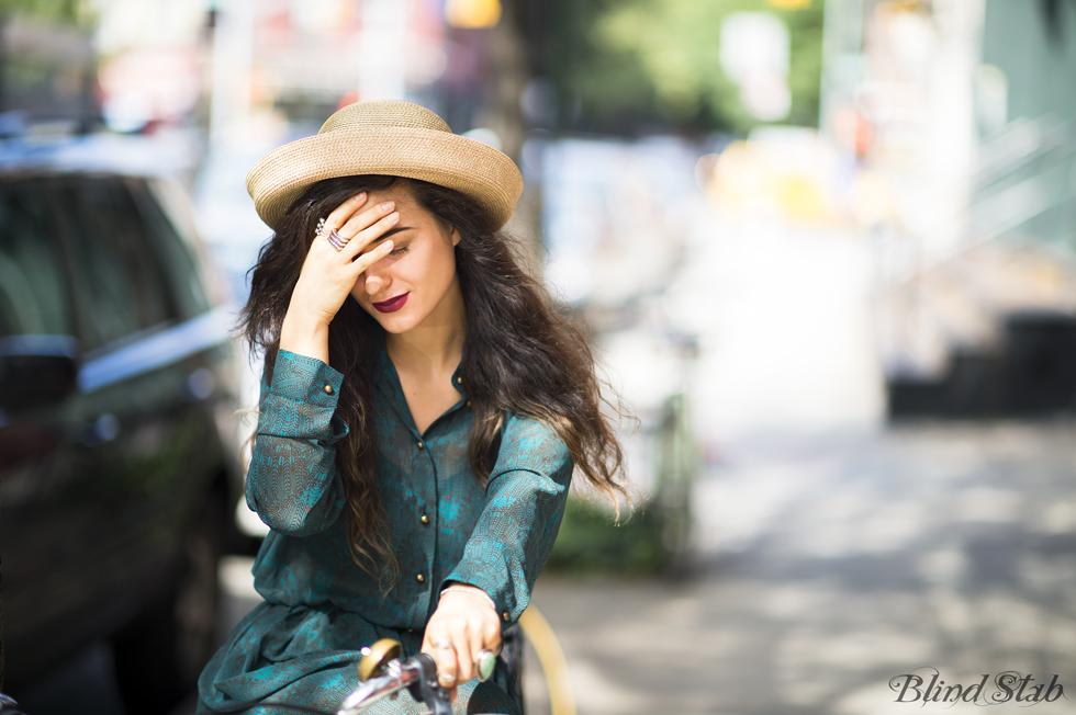 Girl-on-bike-straw-hat