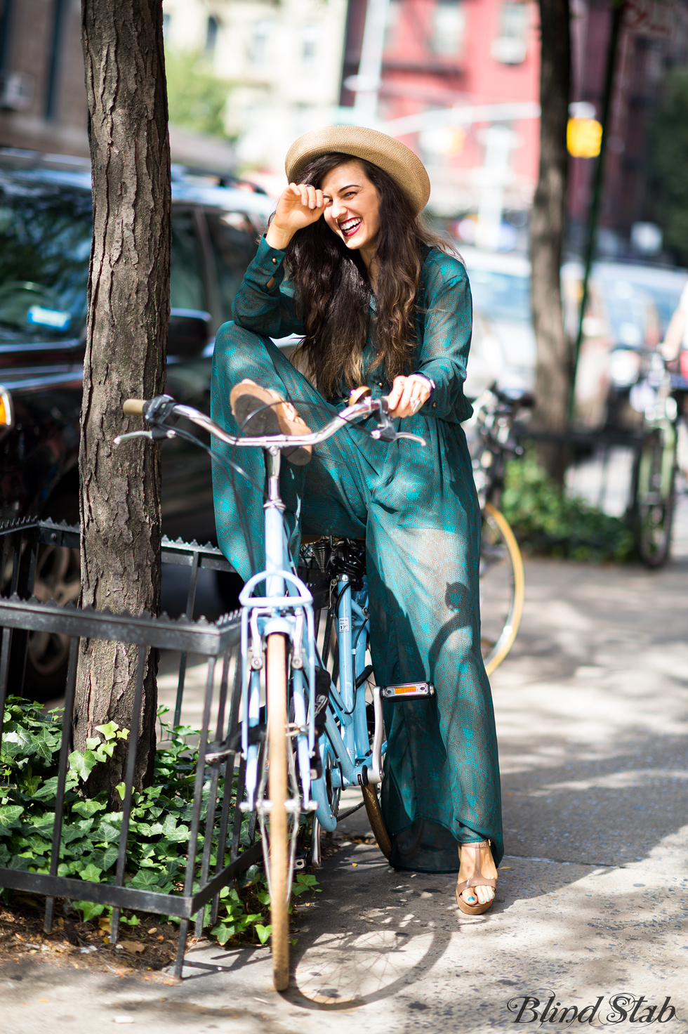 Girl-on-bike-fashion-nyc