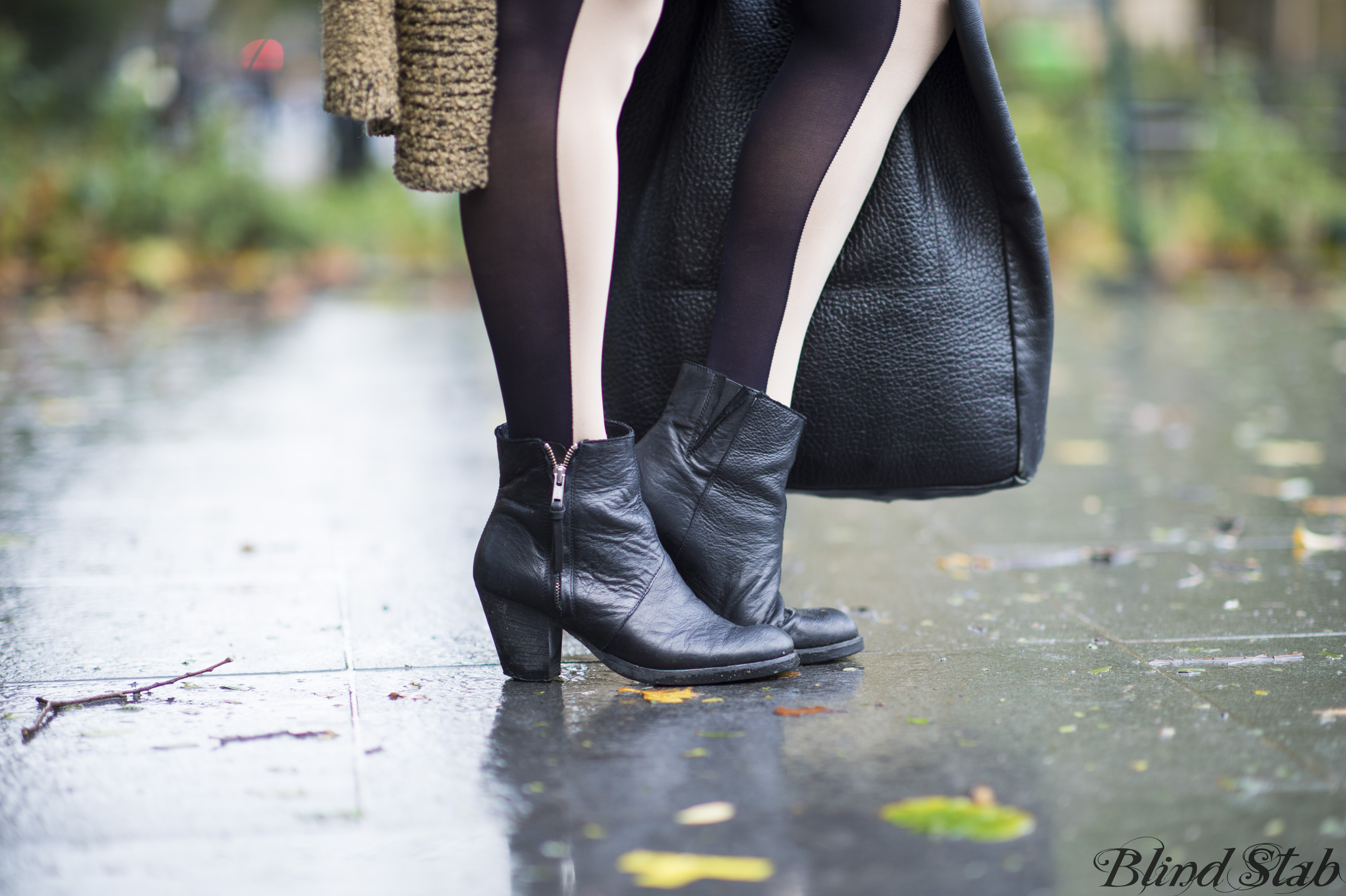 Chanel-Two-Toned-Tights-Ankle-Boots