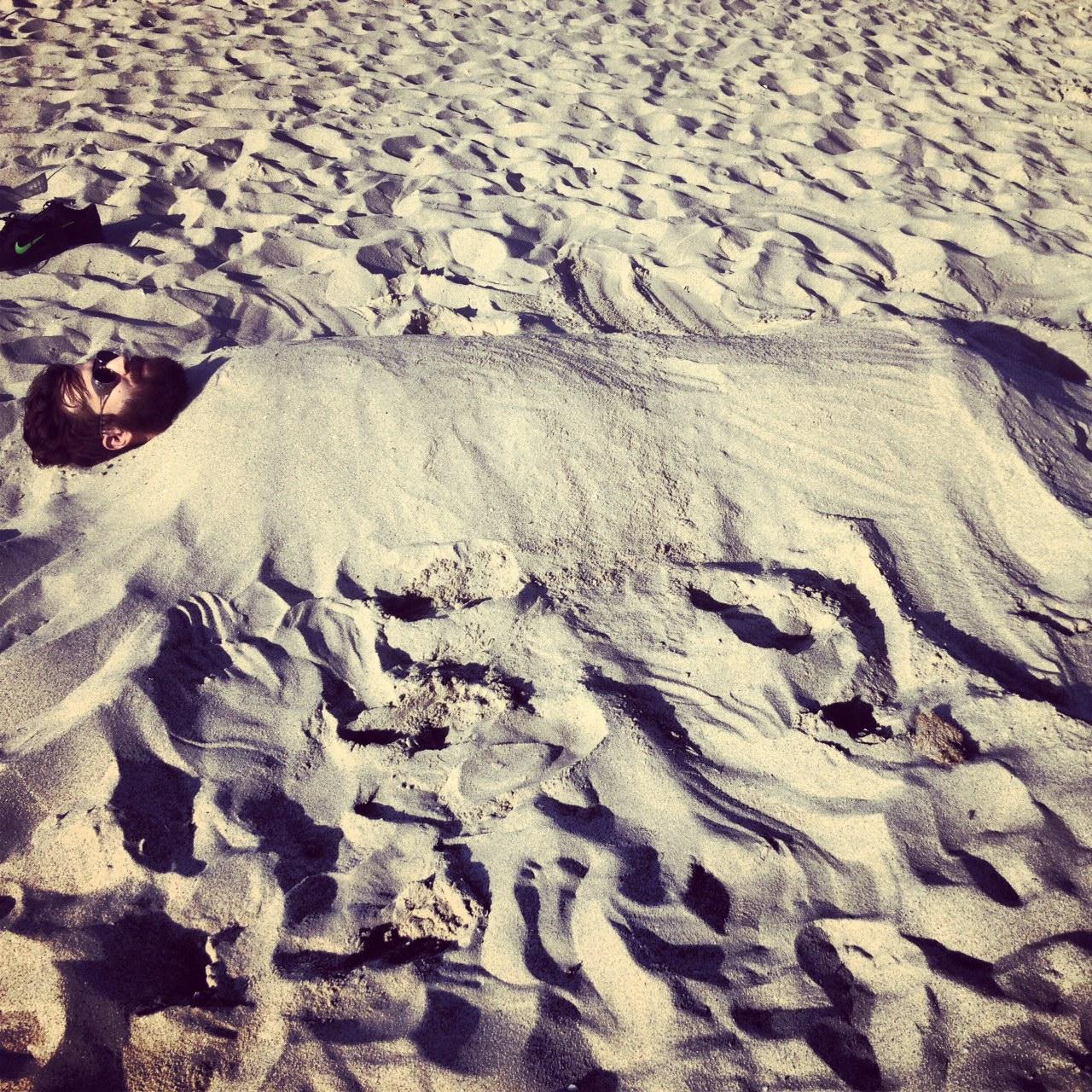 Blind Stab Adam Katz Sinding Buried Sand Beard Miami Instagram
