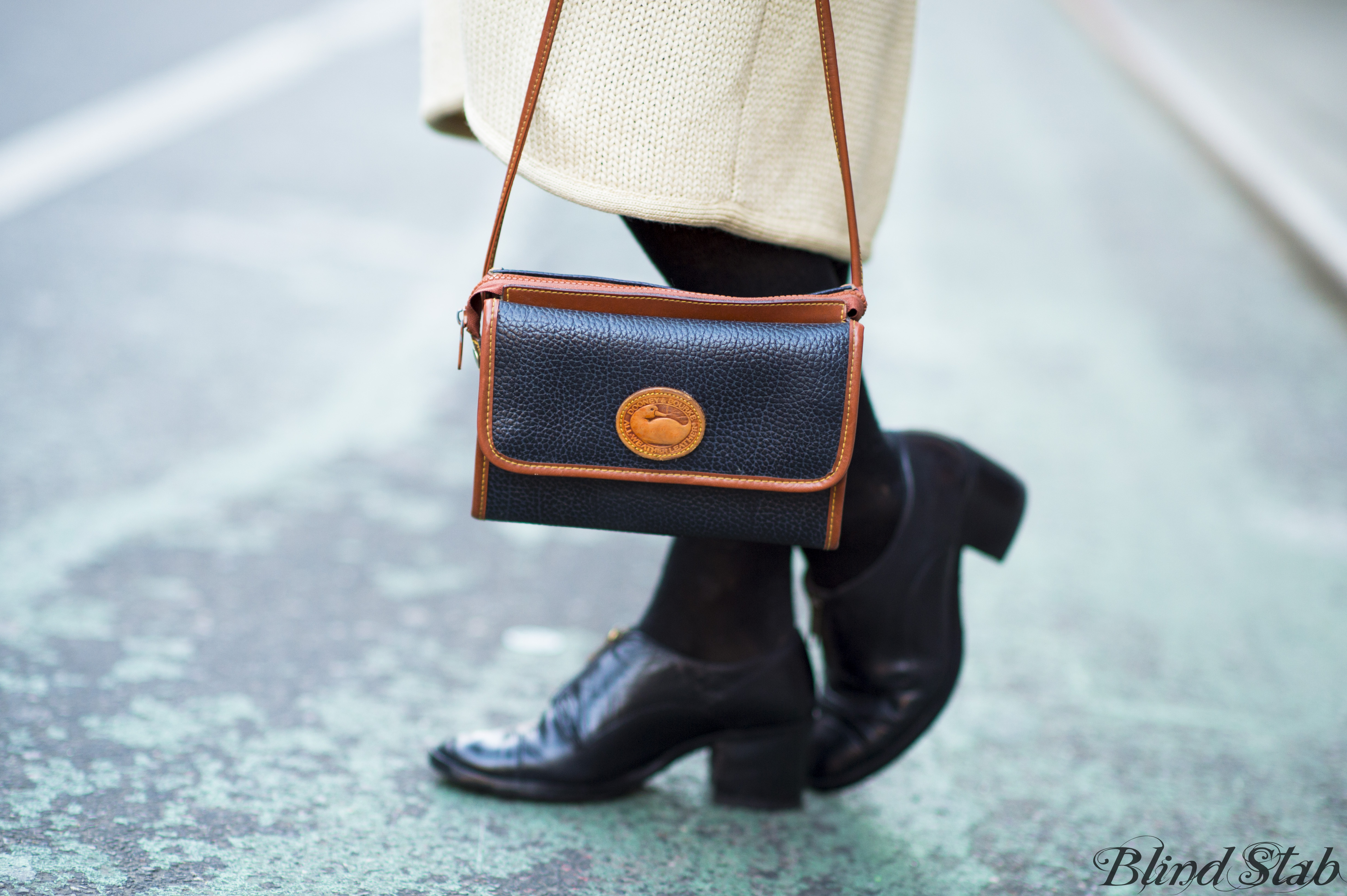 Bowler-Hat-Thigh-Highs-Dooney-Bourke-Purse