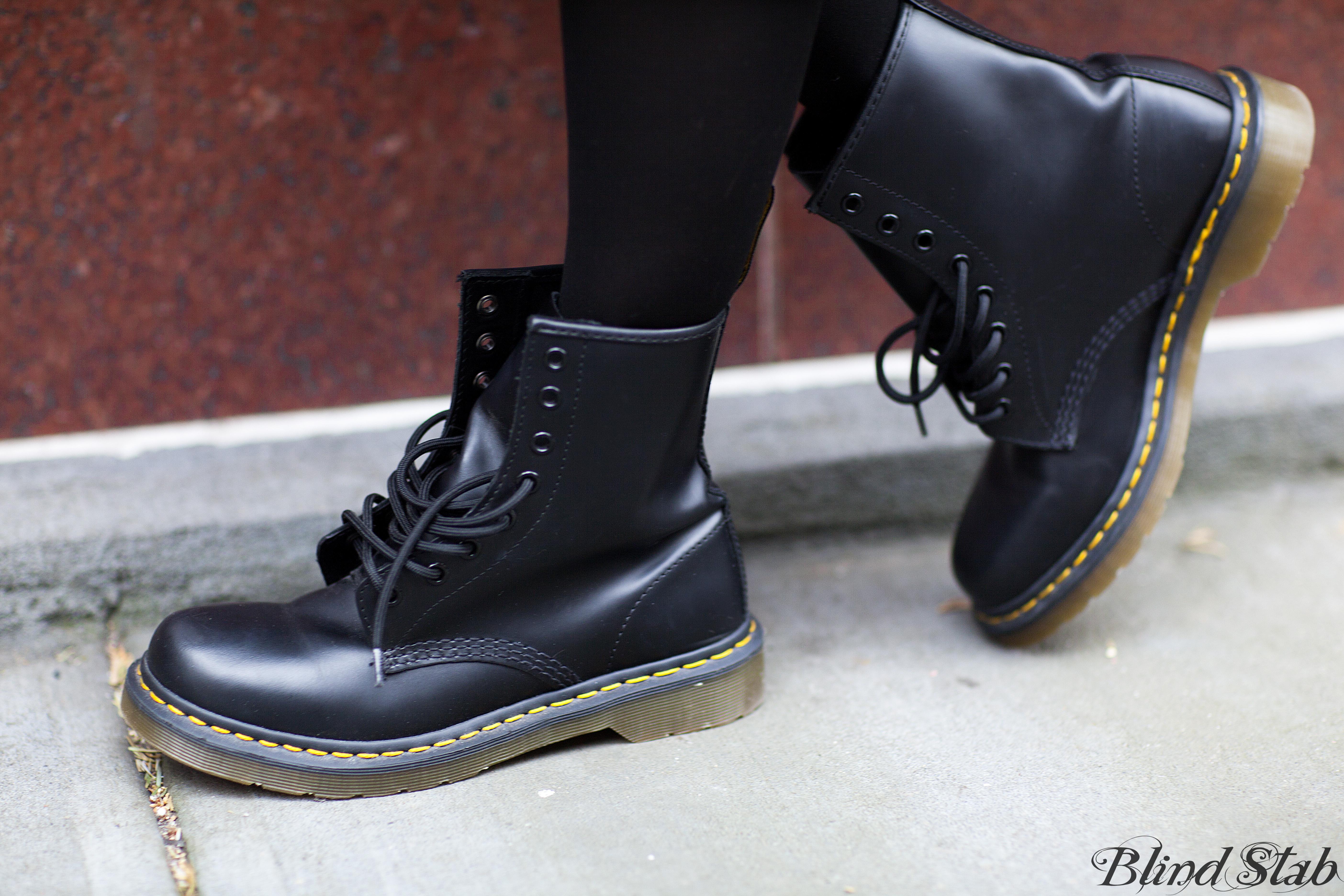 Black-Dr.-Martens-Martins-Ankle-Boots