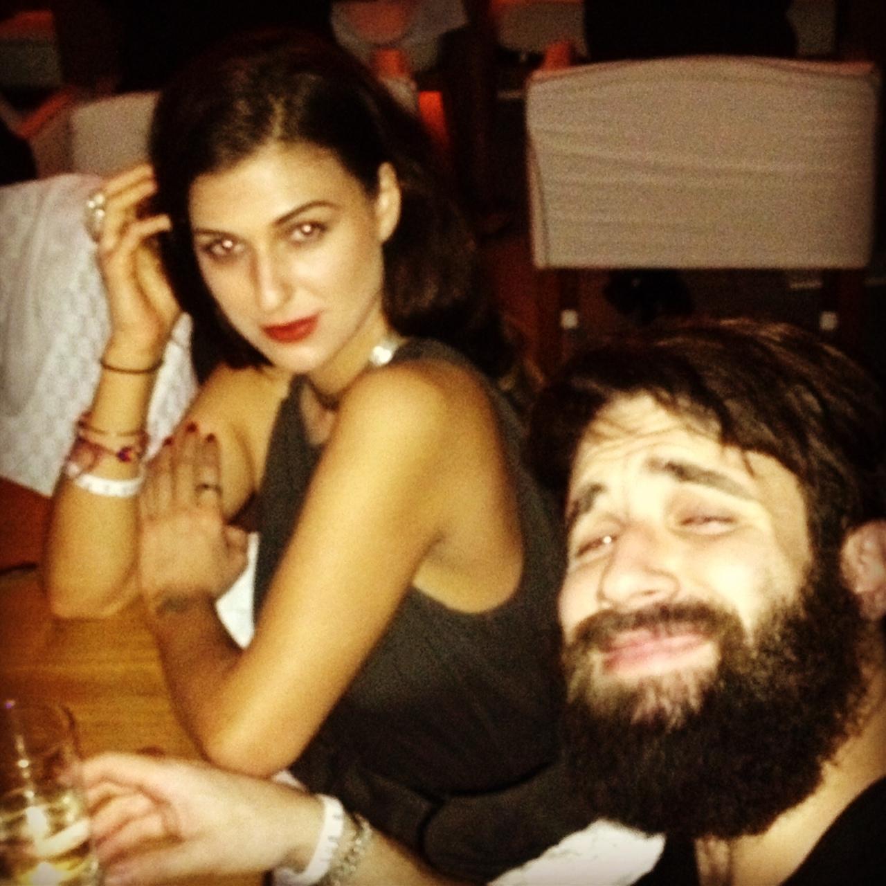 Blind Stab Dana Suchow Adam Katz Sinding Instagram Miami