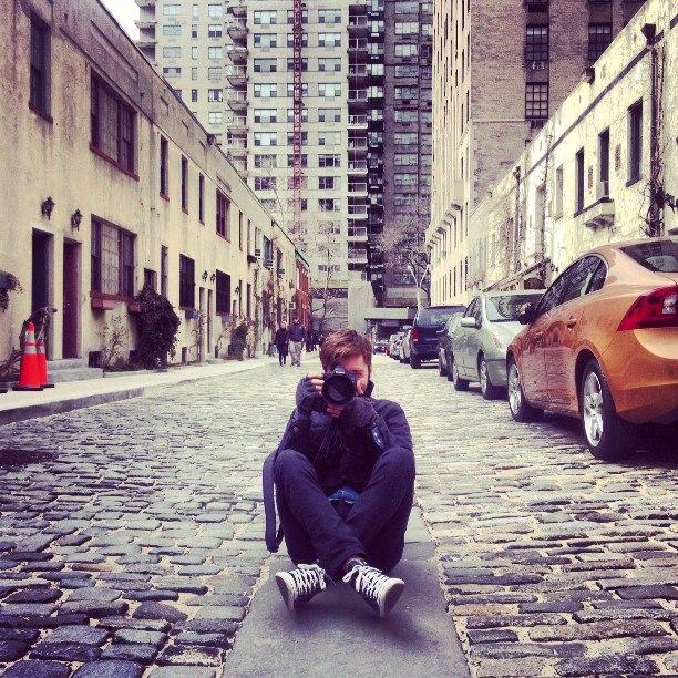 Blind Stab Streetstyle Photographer Michael Dumler On Abbot Kinney
