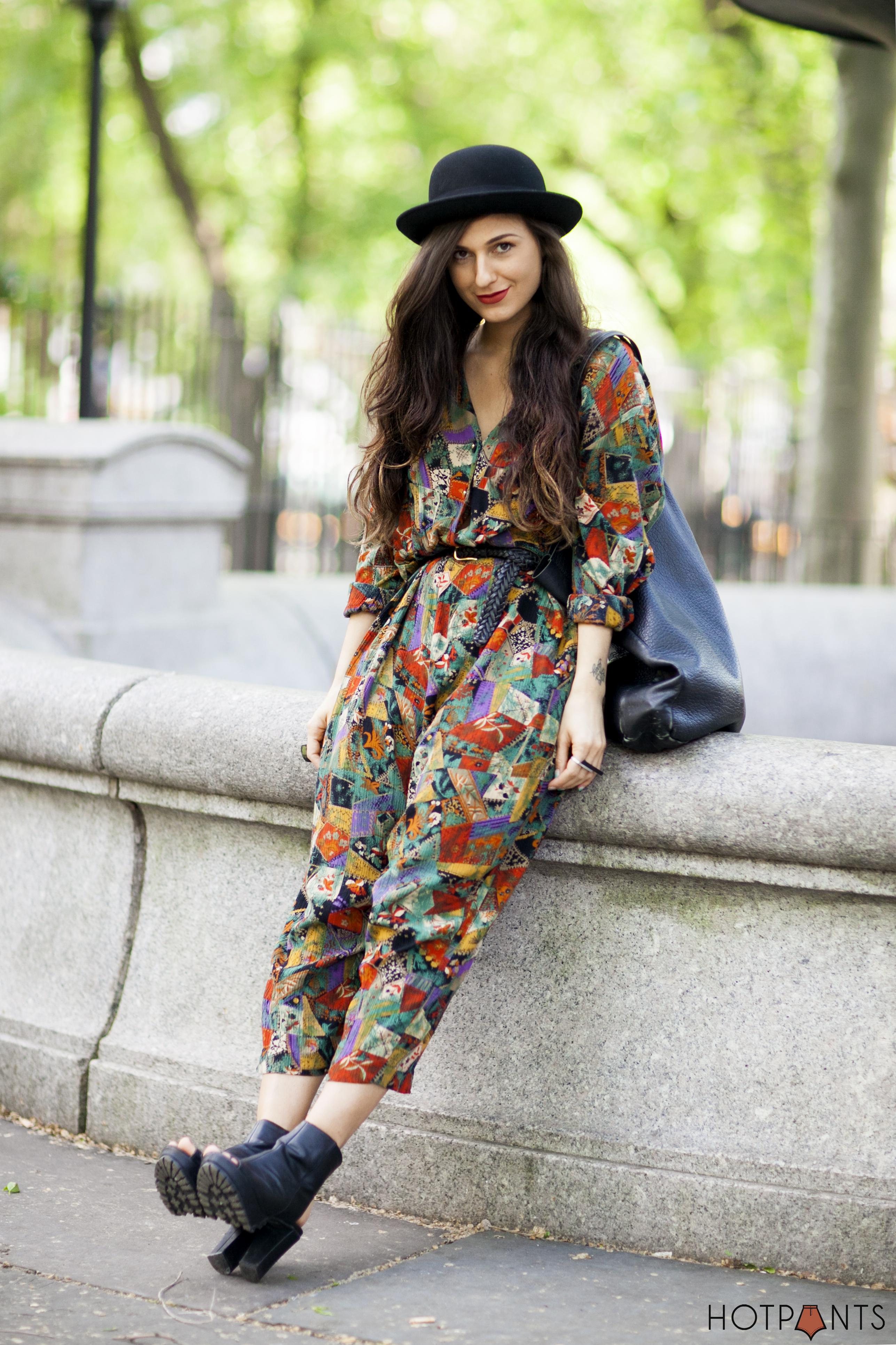 NYC New York Streetstyle Blogger Girl Long Hair
