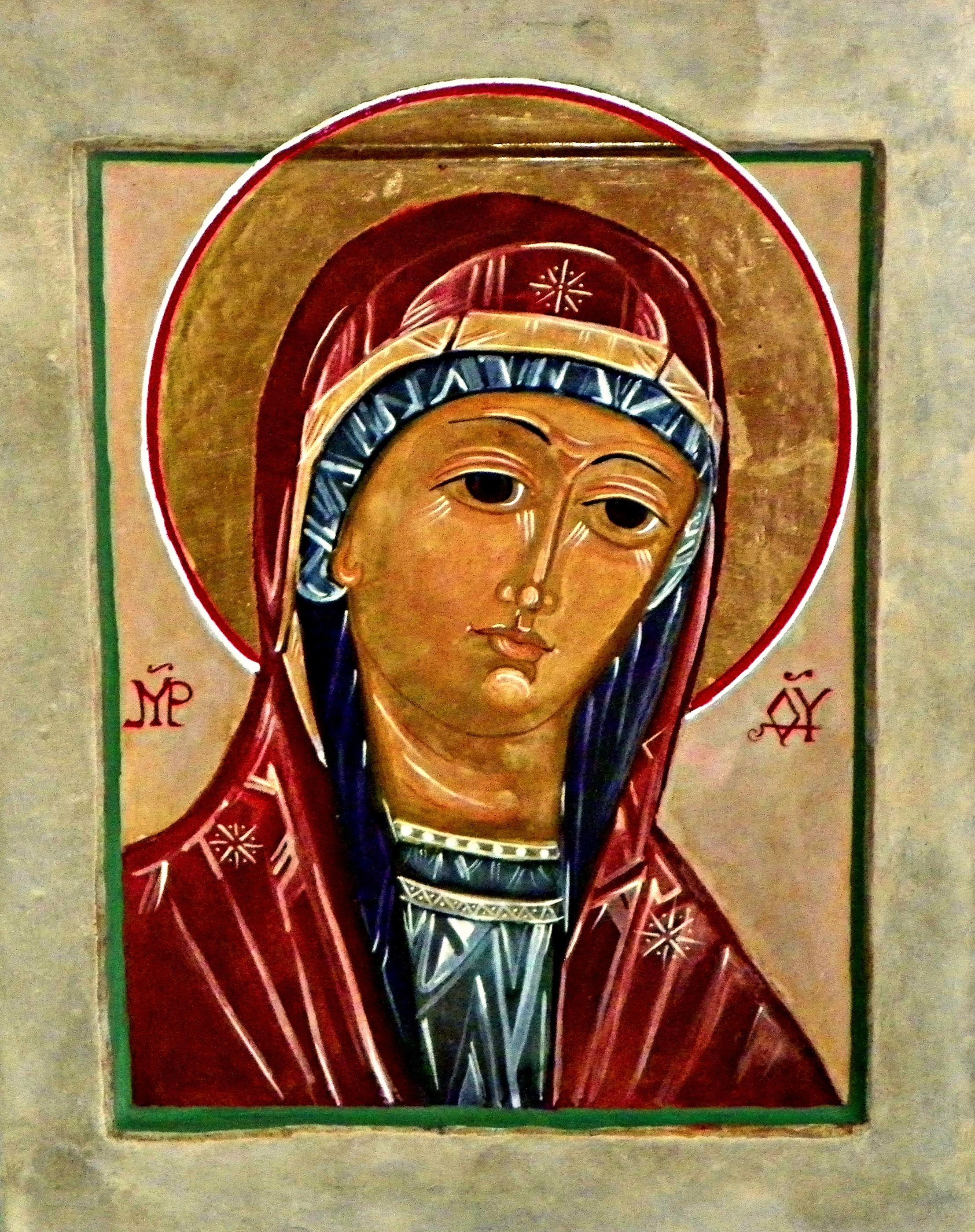 Do The Hotpants Dana Suchow Virgin Mary