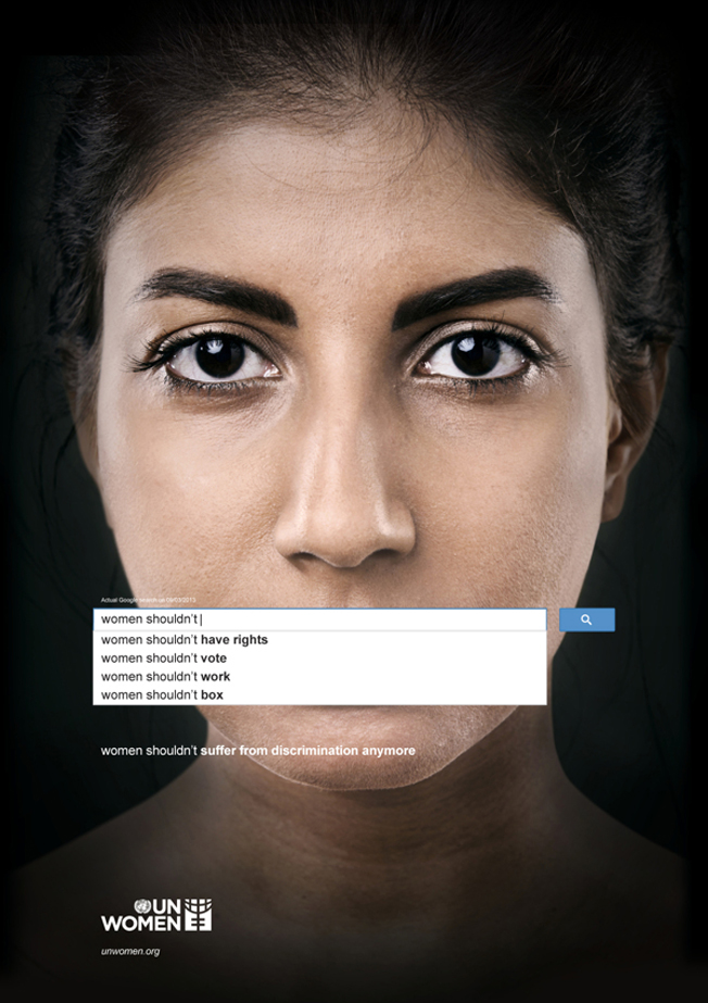 United Nations Sexism Ad Advertisement