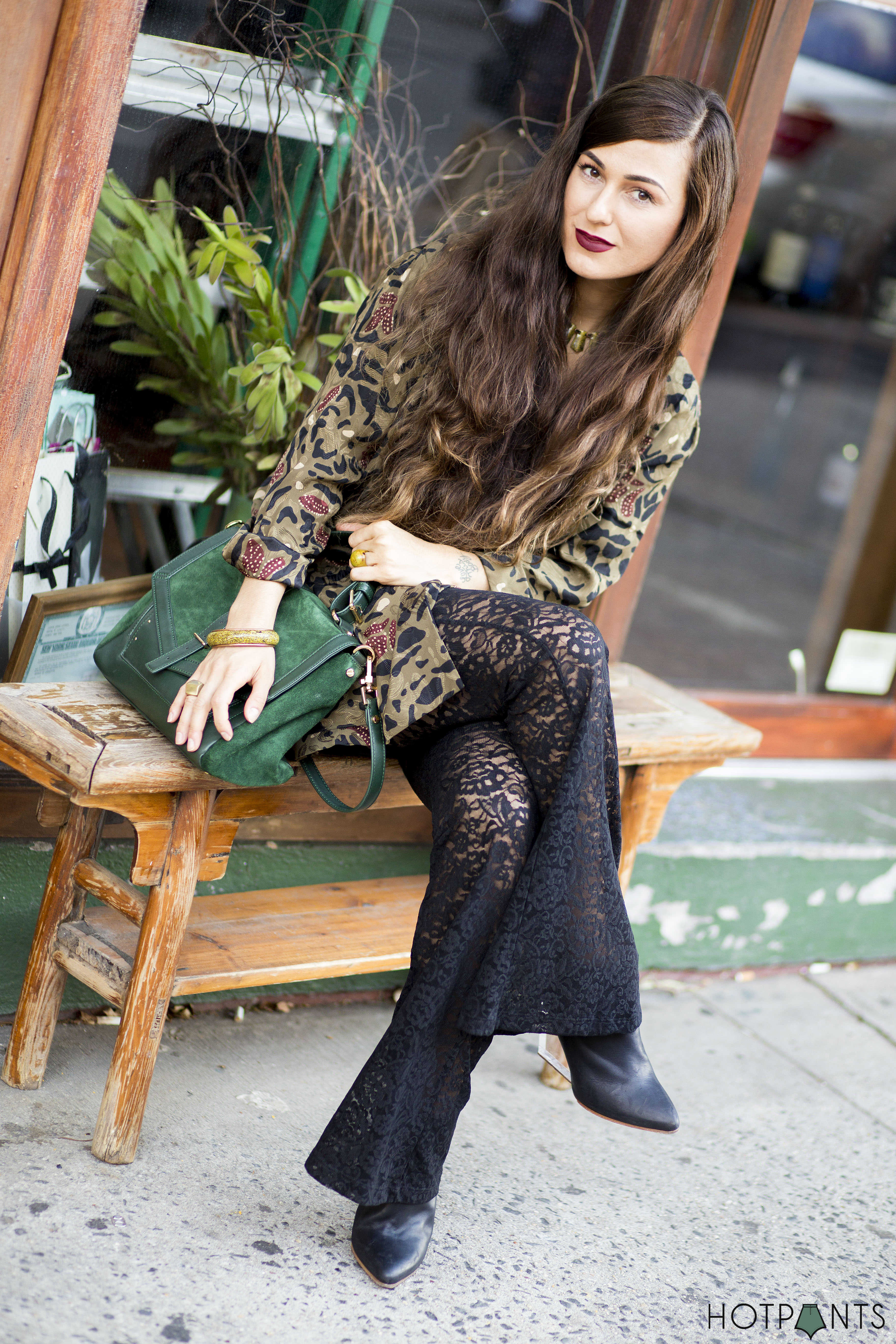 Blazer Menswear Pants Streetstyle Fall Winter Fashion