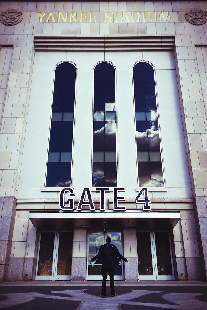 NYC New York Yankees Ball Park
