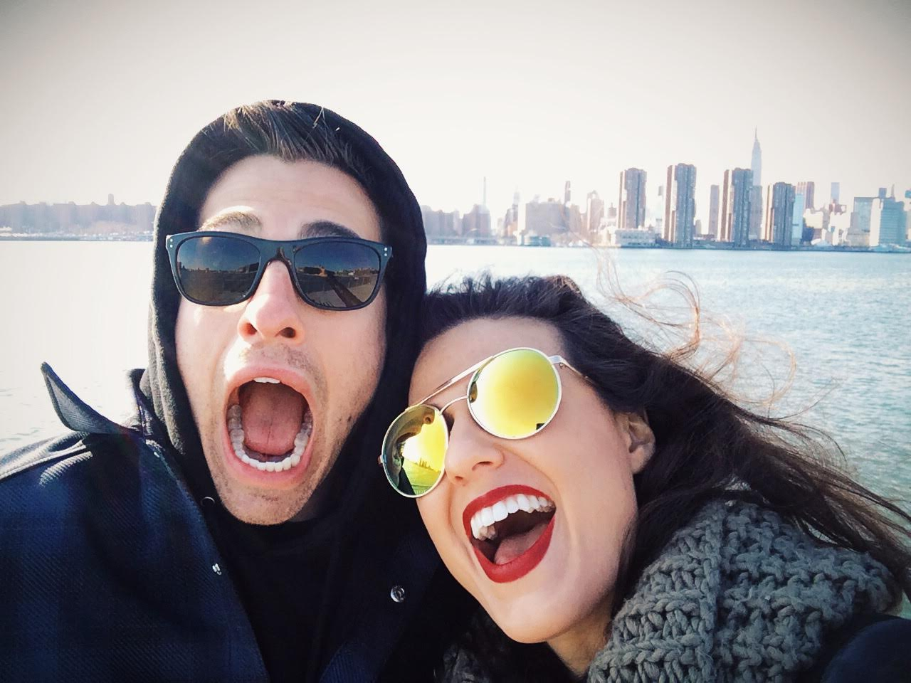 Do The Hotpants Dana Suchow New York City Tourist Spring 2014