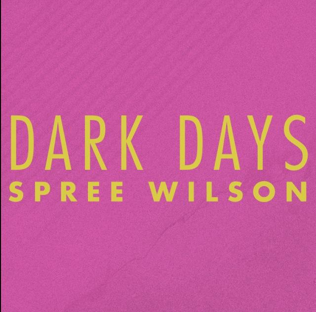 Spree Wilson Dark Days Album Cover Afrojack The Spark