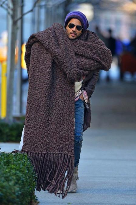 Lenny Kravitz Streetstyle Ov