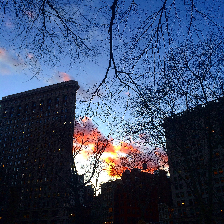 Do The Hotpants Dana Suchow New York City NYC Blogger Sunset Instagram photos