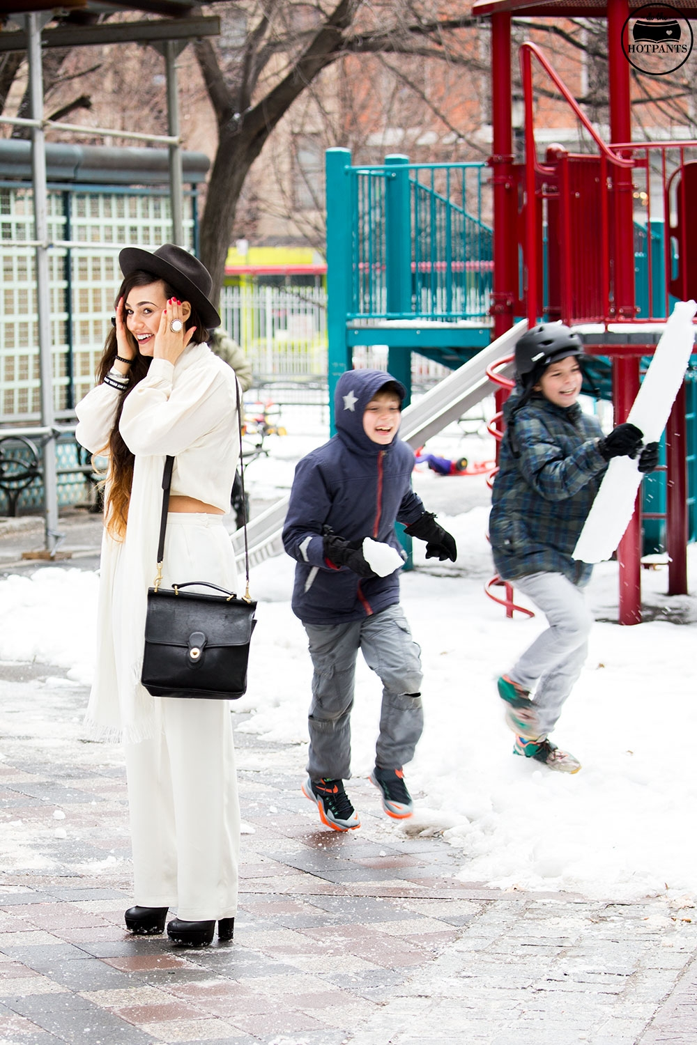 New York City Winter 2015 Streetstyle Street Style Fashion