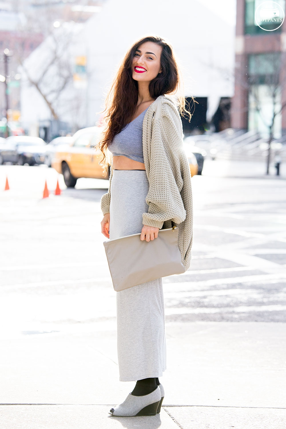 Long Hair Blogger New York City Fashion Winter Style Streetstyle What to wear in the winter