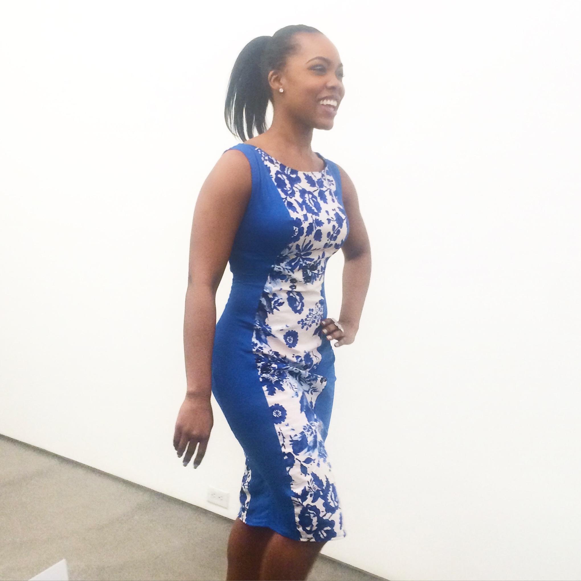 6537d41f8 Body Positive Plus Size Models NYC NYFW Fashion Week Fashion Show Natural  Hair Curvy Woman Runway