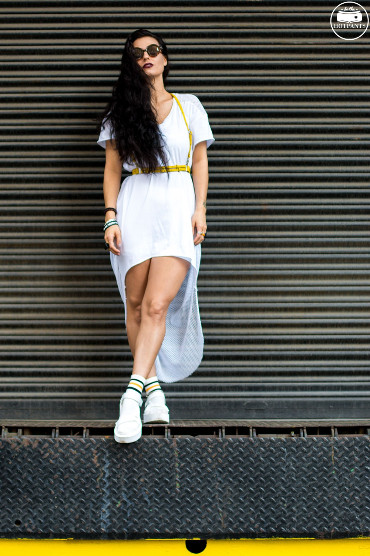 Zana Bayne Leather Harness Teva Sandals_Sandals with Socks