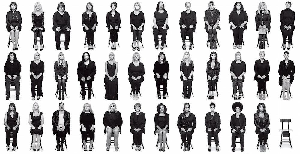 Bill Cosby women he raped sitting NY Mag feature
