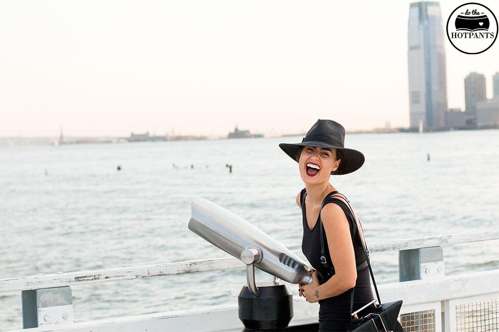 NYC New York City Summer Goth Streetstyle Fashion