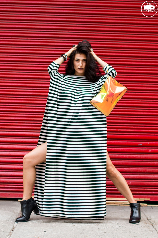 Do The Hotpants Dana Suchow Striped Maxi Dress Babooshka Boutique Curvy Woman Off Shoulder Dress IMG_0125