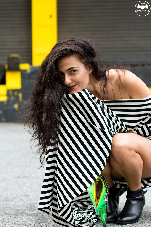Do The Hotpants Dana Suchow Striped Maxi Dress Babooshka Boutique Curvy Woman Off Shoulder Dress IMG_0212