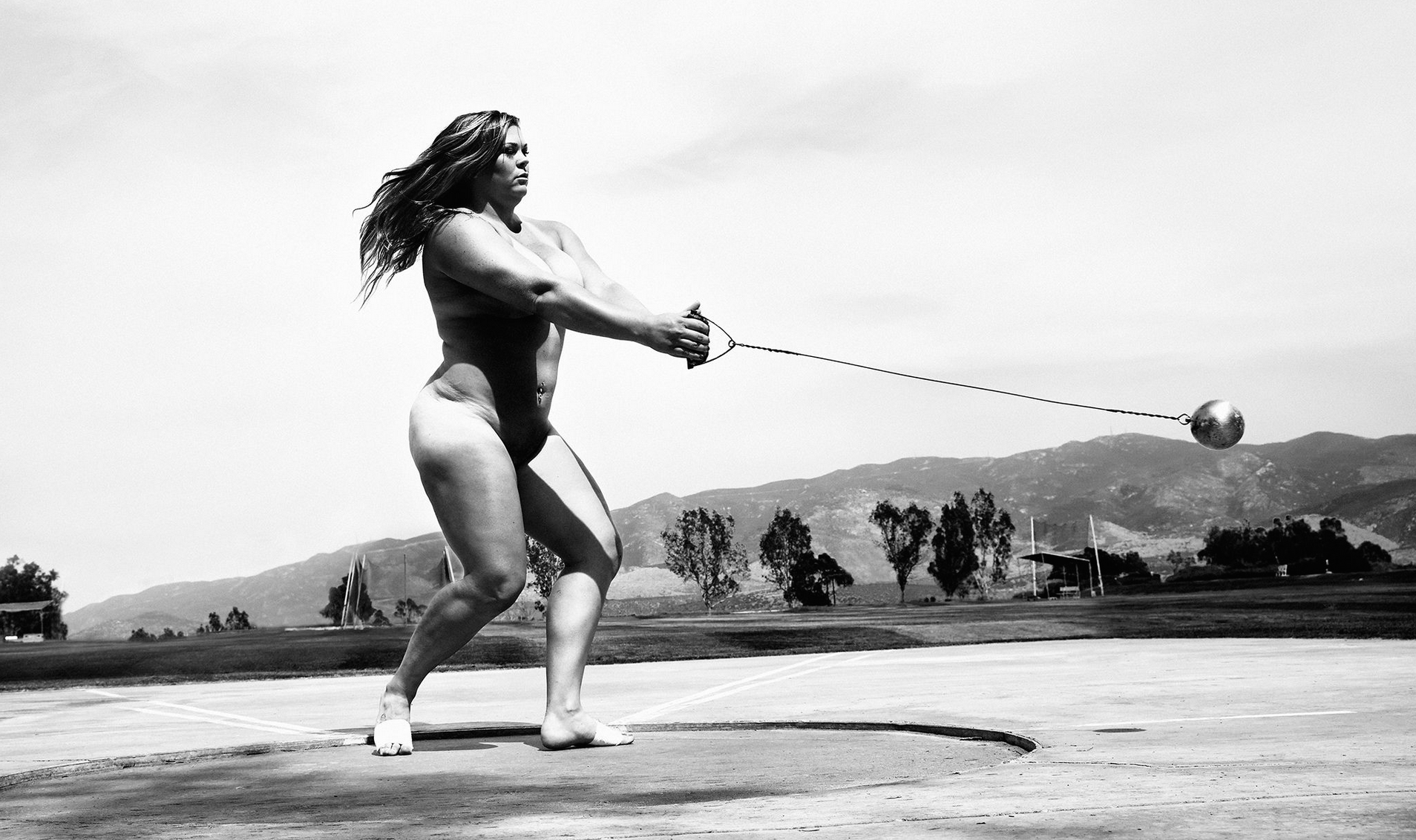 Olympic Hammer Thrower Amanda Bingson