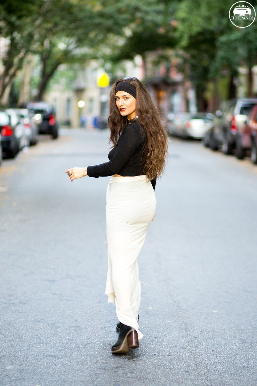 Do The Hotpants Dana Suchow Crop Top Sweater See Through Maxi Skirt No Bra Free The Nipple IMG_3418