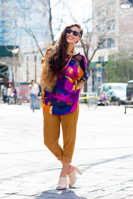 Do The Hotpants Dana Suchow Sunglass Hut Sunglasses NYC New York City Summer Fashion Streetstyle MJJ_2666