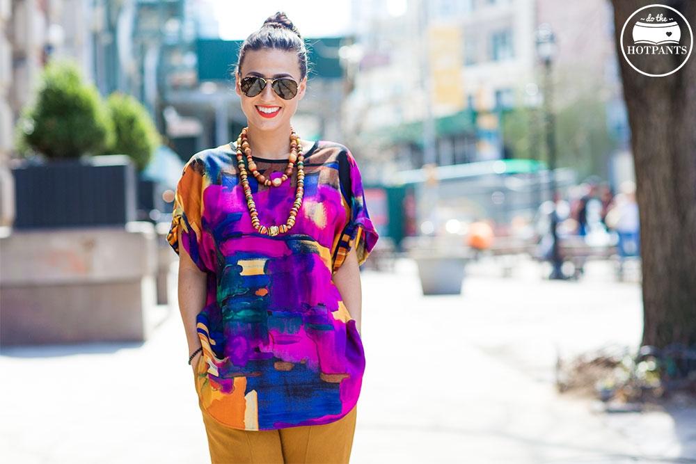 Do The Hotpants Dana Suchow Sunglass Hut Sunglasses NYC New York City Summer Fashion Streetstyle MJJ_2784