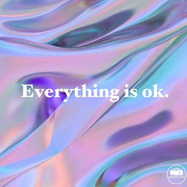 everything is ok body positive quote