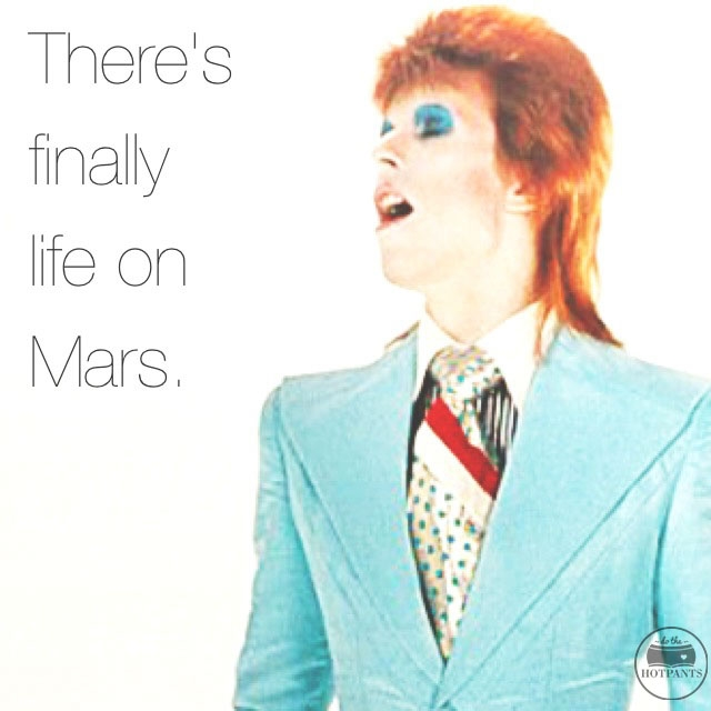 david bowie starman ziggy stardust quote meme life on mars
